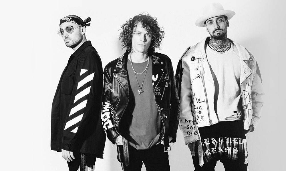Cheat Codes plays Guest Mix at Sessions show