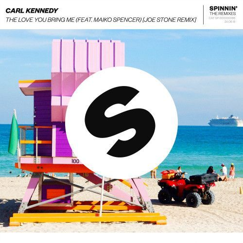 The Love You Bring Me (feat. Maiko Spencer) [Joe Stone Remix]
